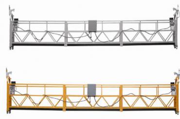 熱銷鋁合金懸掛平台/懸掛式吊籃/懸掛式搖架/懸掛式平台,帶有e型
