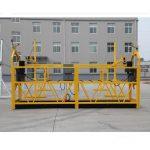 高品質和熱門zlp630 zlp800電源工作平台zlp 630懸浮平台