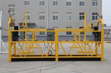臨時安裝懸掛式進出設備/吊籃/搖籃/腳手架zlp500