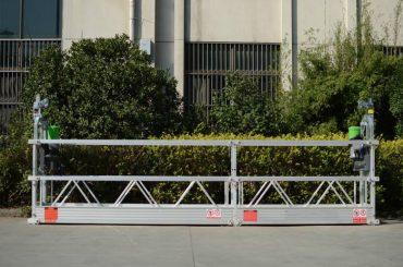 桅杆攀爬懸掛式工作平台/移動式高架工作平台