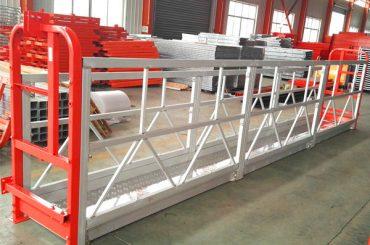 2節500kg懸掛式工作平台,3種配重