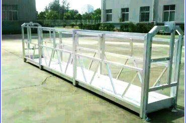 帶SAL系列安全鎖的鋼/鋁懸掛工作平台