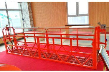 鋼懸浮式平台7.5m 1.8kw 800kg建築維護
