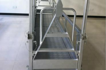 懸掛式鋼結構工作平台/懸掛式鋼平台