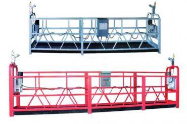 zlp 630繩懸浮平台高空作業搖擺舞台腳手架用塑料噴漆