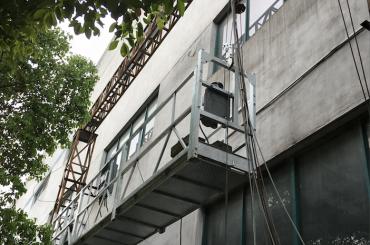 zlp1000 2.5m * 3 2.2kw 8kn懸掛式通道支架帶電控系統