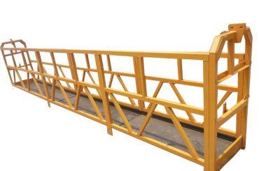 吊繩 - 平台 - 窗戶清潔設備(1)