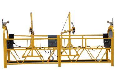 吊繩 - 平台 - 窗戶清潔設備(2)